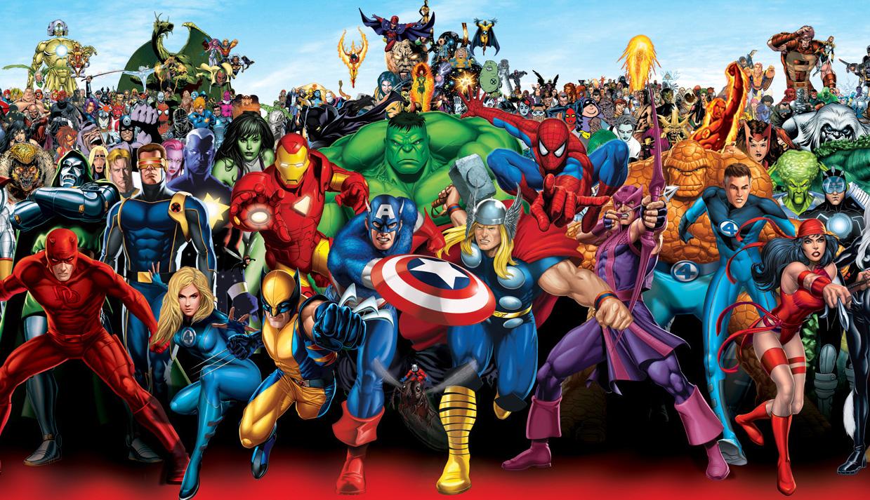 За супергеройската мания в киното през последните години