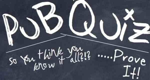Pub Quiz – бира в едната ръка, химикалка в другата