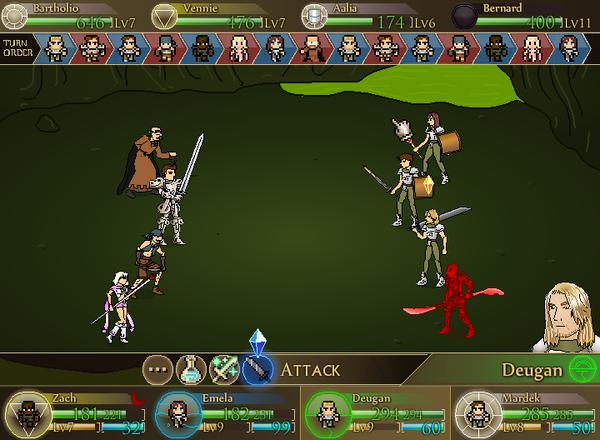 MARDEK – една от най-добрите флаш RPG игри