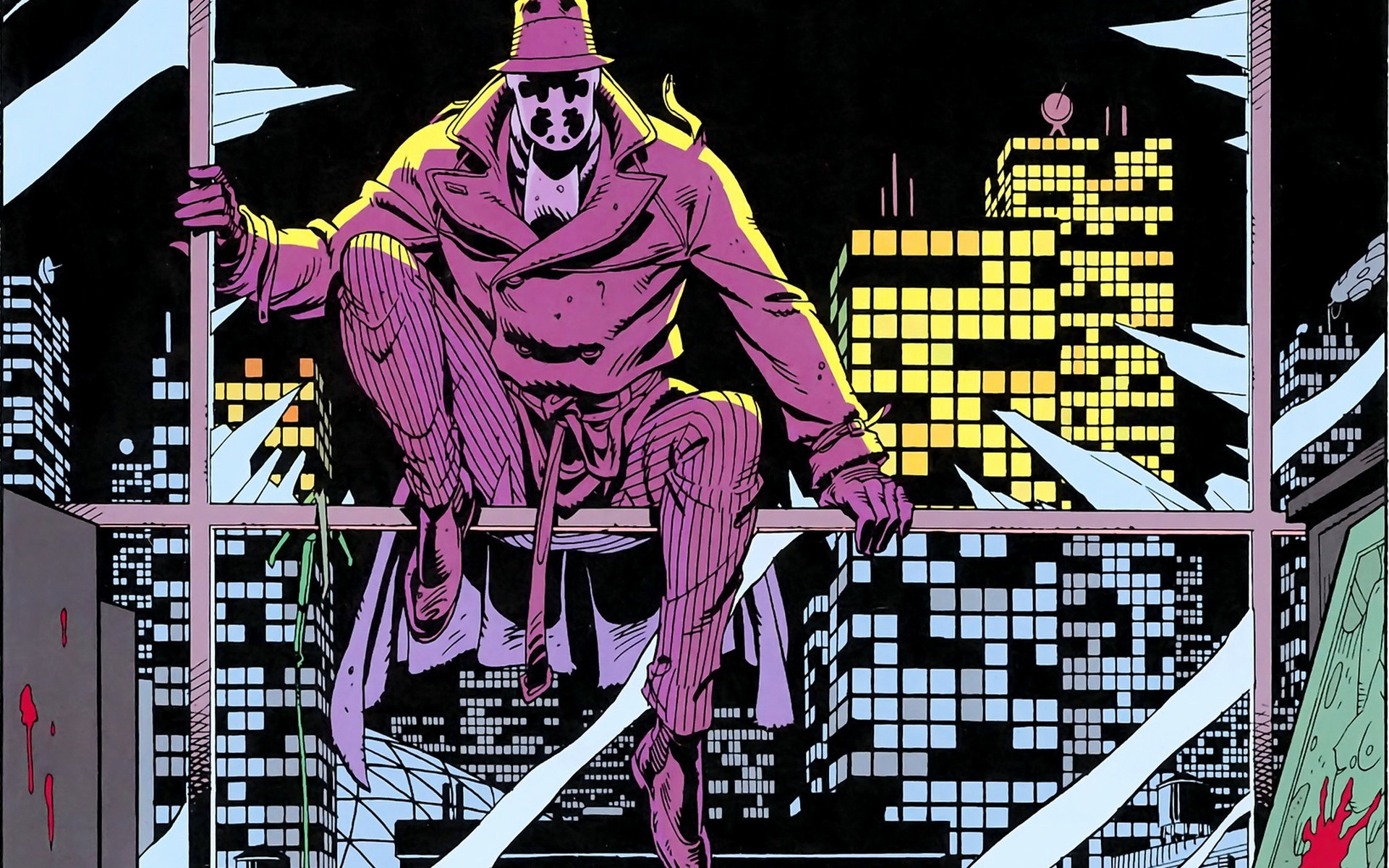 Алън Муур, комиксите, идеите и изкуството като магия