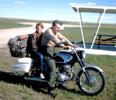 Дзен и изкуството да се поддържа мотоциклет: Изследване на ценностите