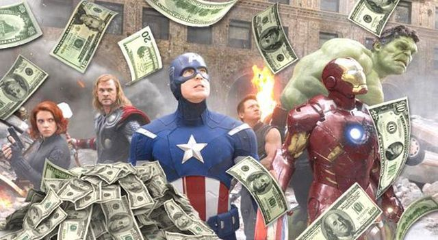 Funny Avengers Photo