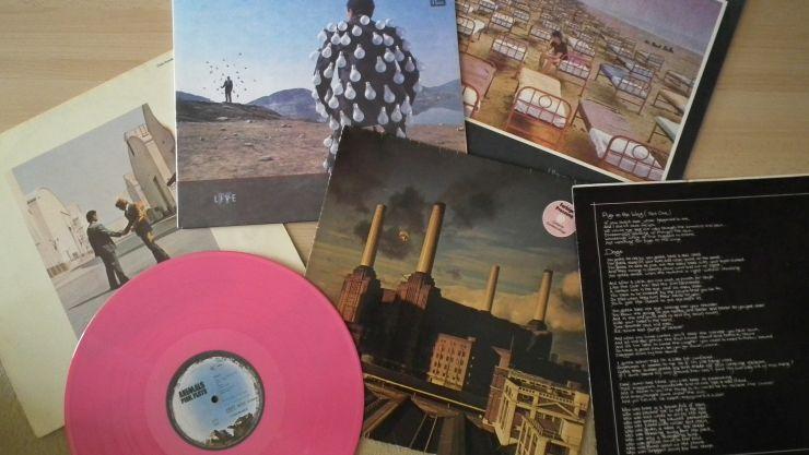 Обложките на Pink Floyd – среща на сюрреализъм и психеделия (втора част)