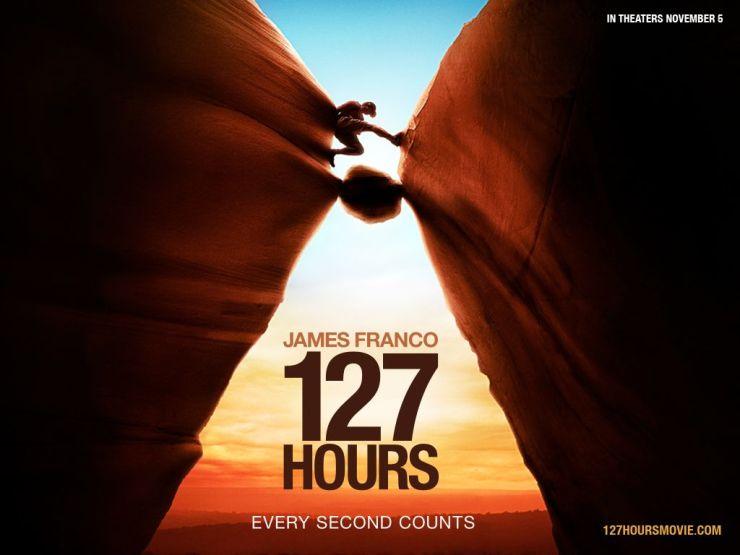 """""""127 часа"""" воля за живот"""