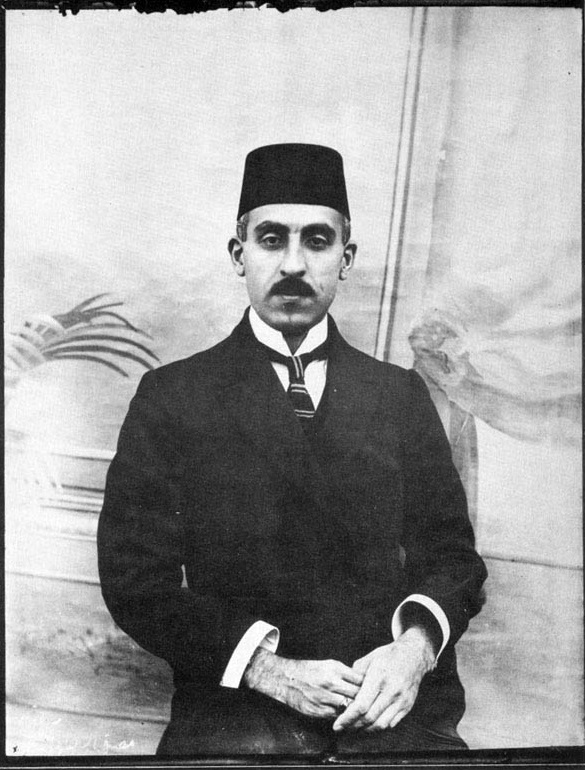 Mosadegh_Younghood_Fars_Governor