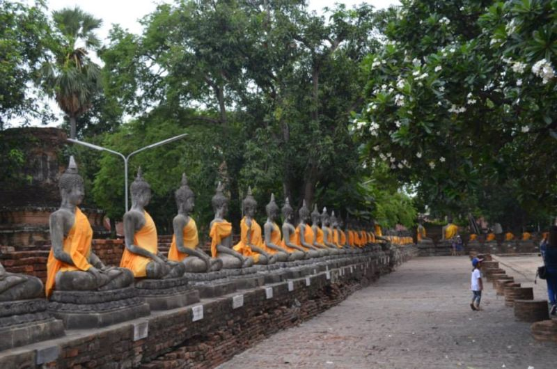 Аютая, Тайланд (2)