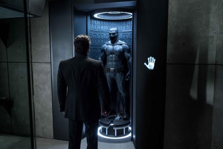 Бен Афлек в ролята на Брус Уейн/Батман; Снимка: Warner Bros.