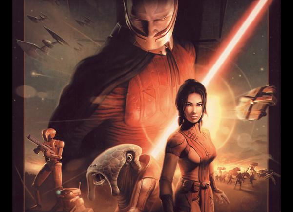 Носталгия по Star Wars: Knights Of The Old Republic