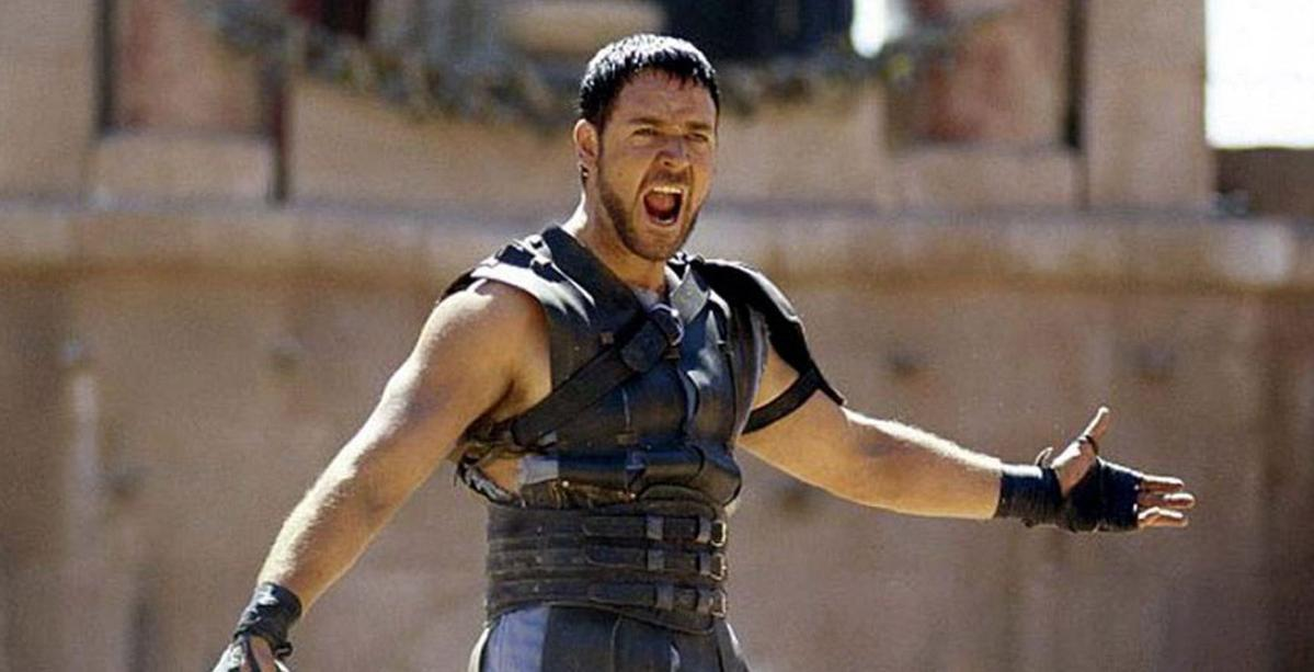 Gladiator gorgeous film