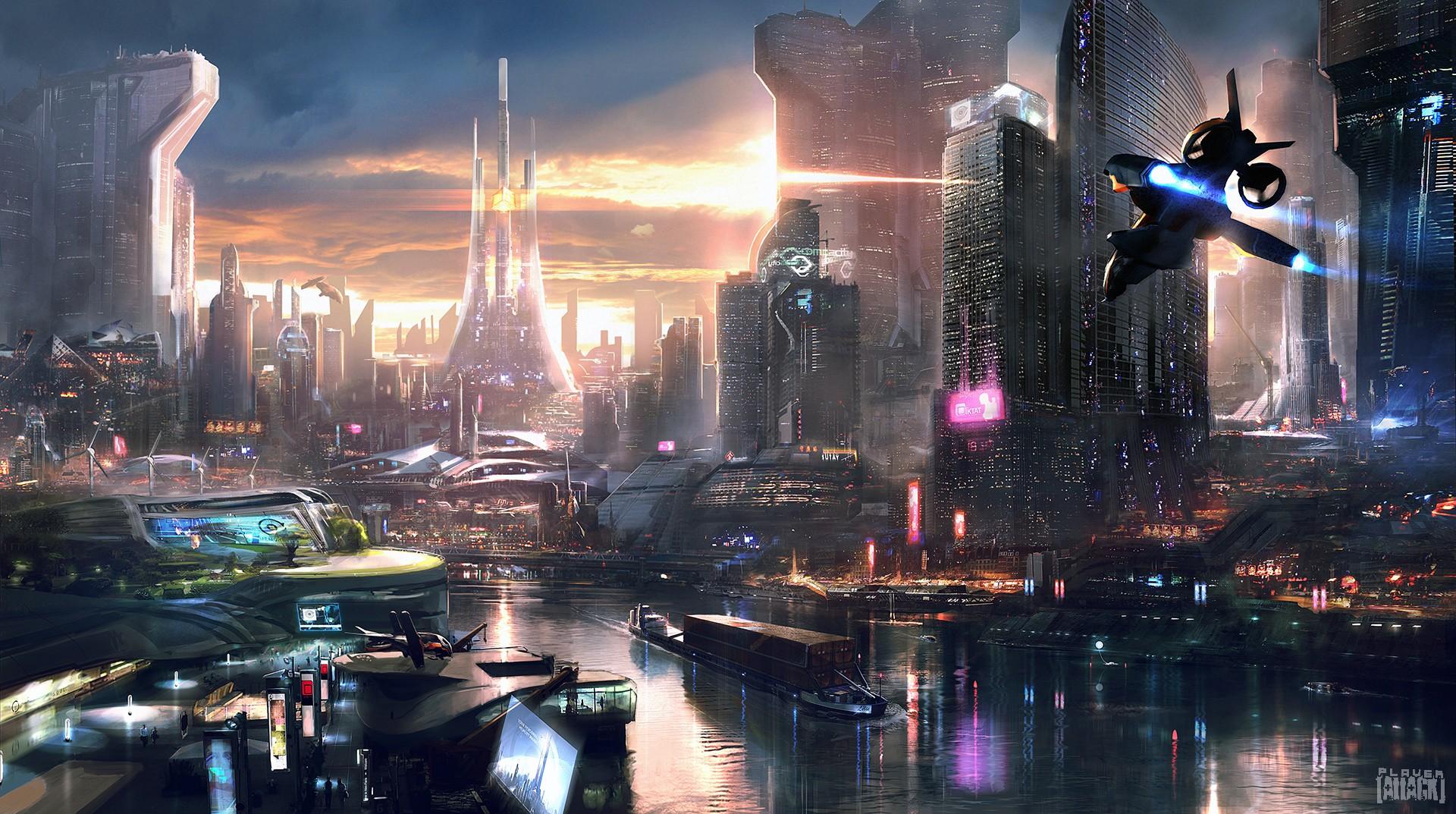 Remember-Me-game-city-art