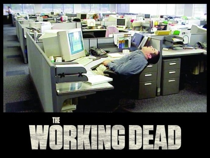 The-Working-Dead