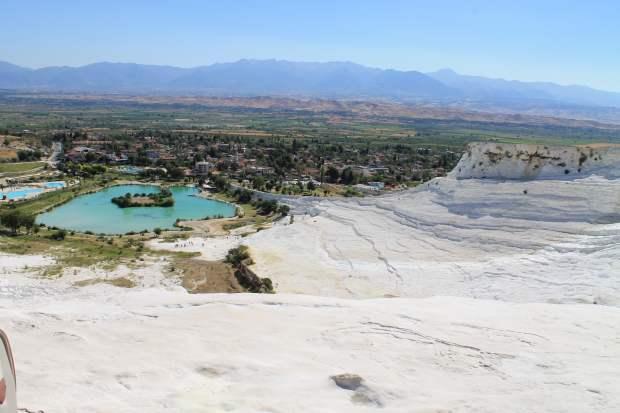 Пътешествие до Турция: Айвалък, Памуккале и долината на маслините