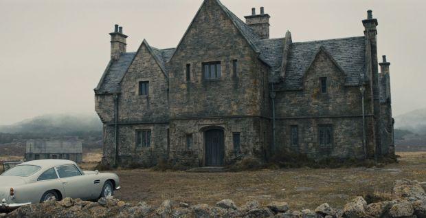 Skyfall Mansion