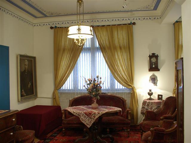 Литературните музеи на София