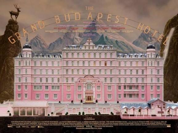 """Защо да отседнеш в """"Гранд хотел Будапеща""""?"""