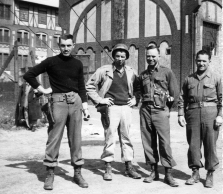 """Оригиналните """"Пазители"""" от 1944 година."""