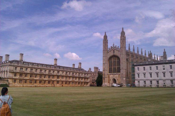 Кеймбридж – английската идилия