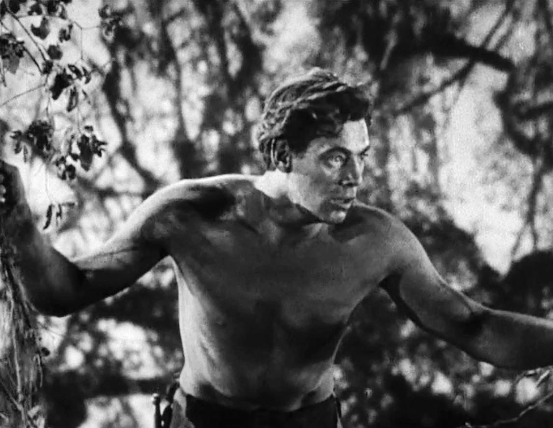 Кадър от Tarzan the Ape Man, снимка:https://commons wikimedia org