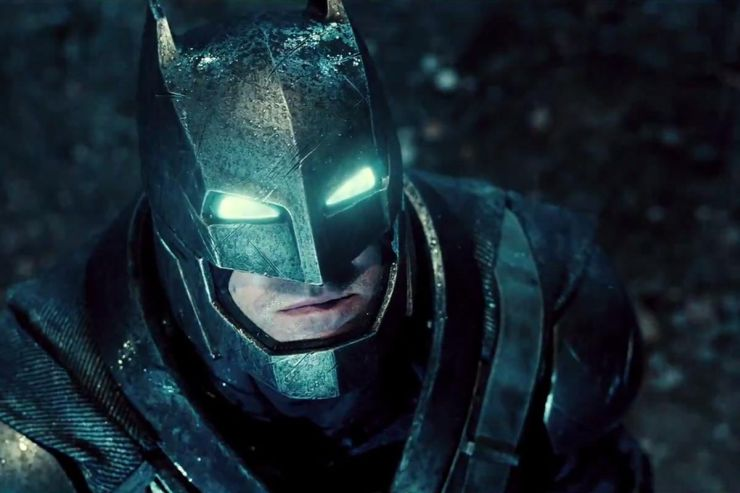 Бен Афлек в ролята на Брус Уейн/Батман; Снимка: DigitalTrends.COM