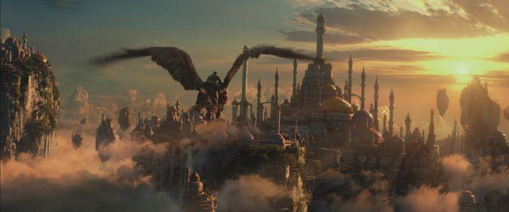 Pretty-Human-Castle-Warcraft-PodMosta