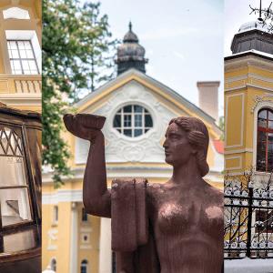 Историческите сгради